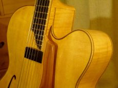 Guitare Otge jazz tradition