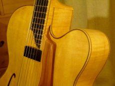 Guitare Otge jazz tradition
