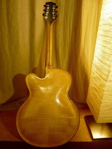 Guitare Otge jazz
